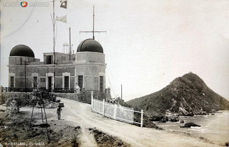 El vigia ( Circulada el 10 de Agosto de 1916 )
