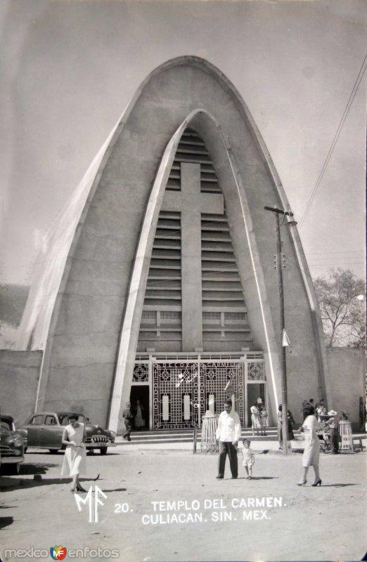 Templo de de el Carmen.