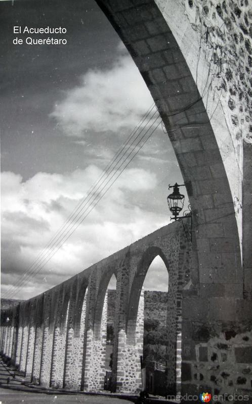 El Acueducto de Querétaro.