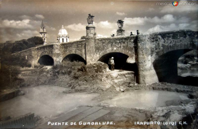Puente de Guadalupe.
