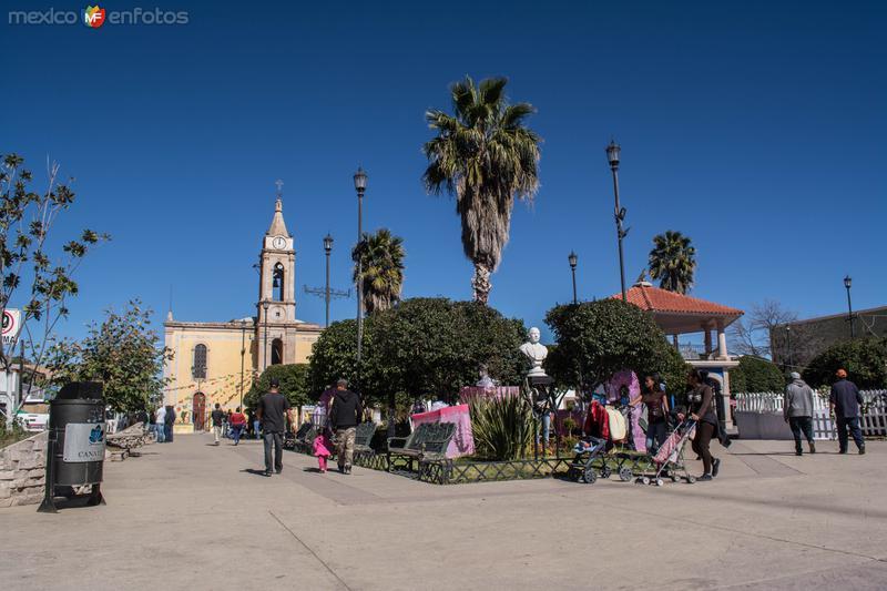 Plaza Canatlán