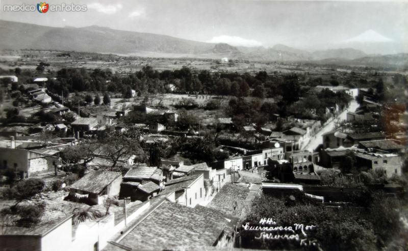 Panorama ( Circulada el 3 de Enero de 1937 ).