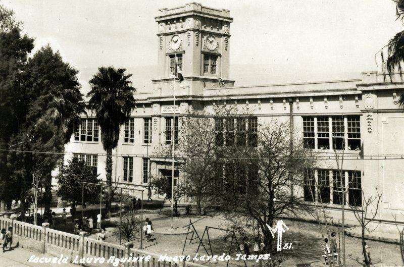 Escuela Lauro Aguirre
