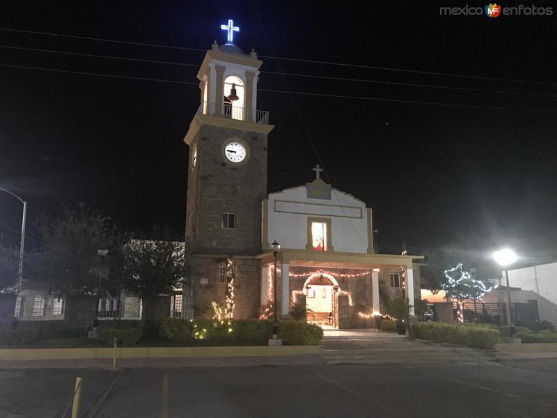 Iglesia Sagrado Corazón de Jesús, Enero 2019