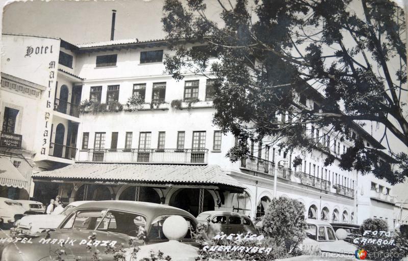 Hotel Marik Plaza.