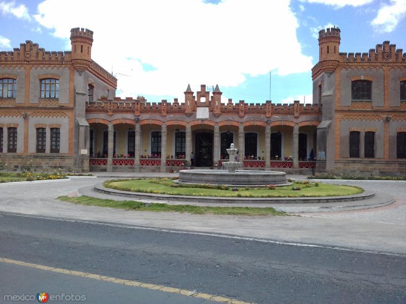 """Hacienda Soltepec """"La Escondida"""". Junio/2018"""