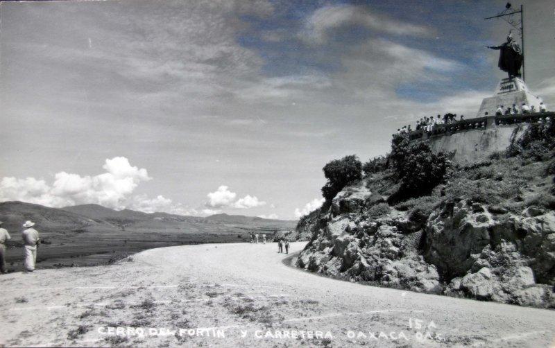 Cerro del Fortin.