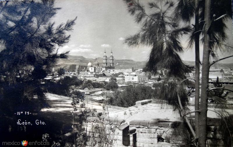 La Iglesia y Panorama.
