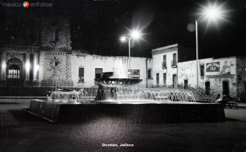 La Fuente Ocotlán, Jalisco.