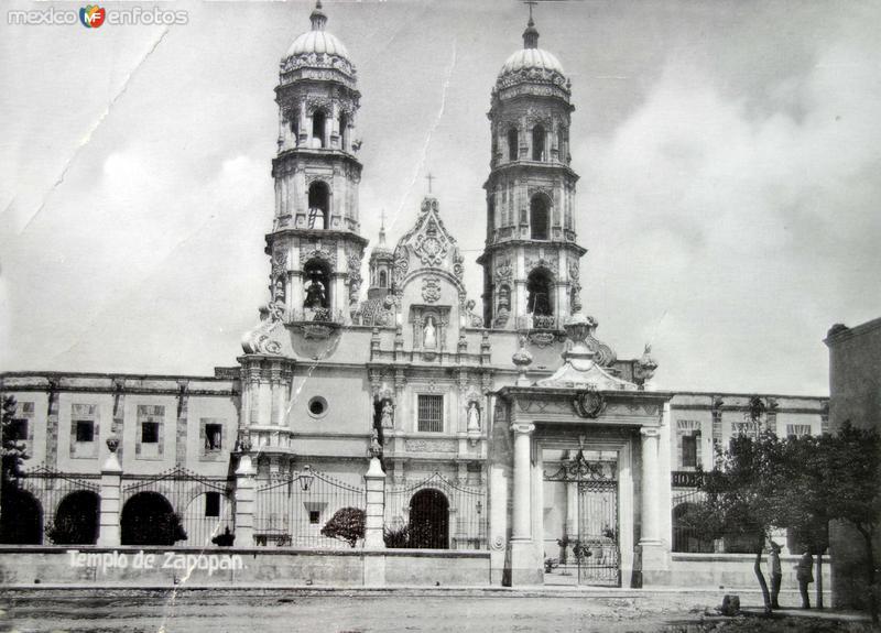 El Templo.