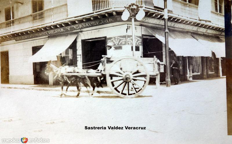 Sastreria Valdez Veracruz .