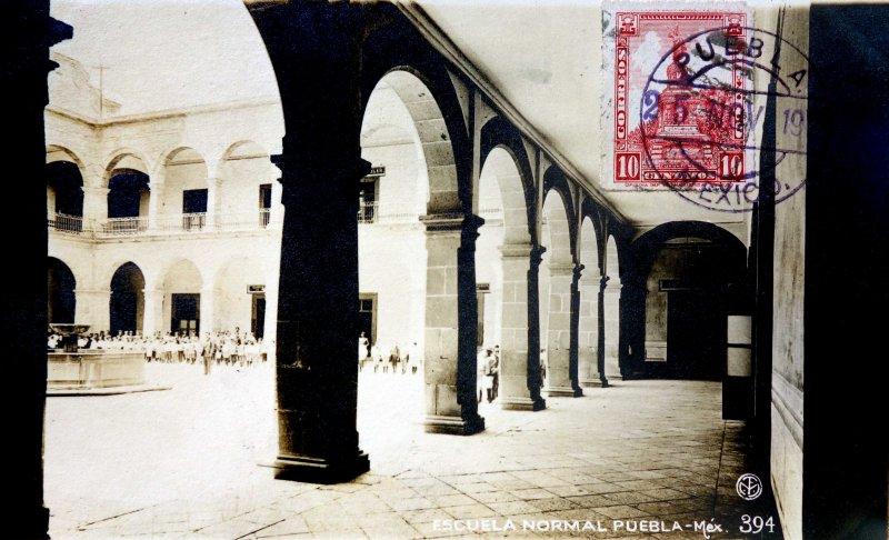 Escuela Normal ( Circulada el 25 de Noviembre de 1924 ).