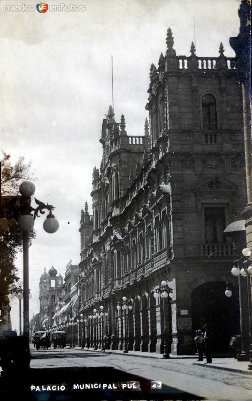 Palacio Municipal.