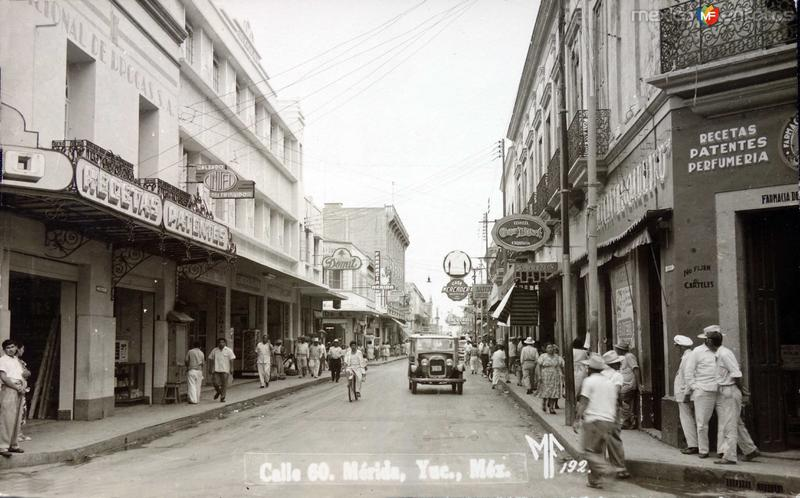 Calle 60.