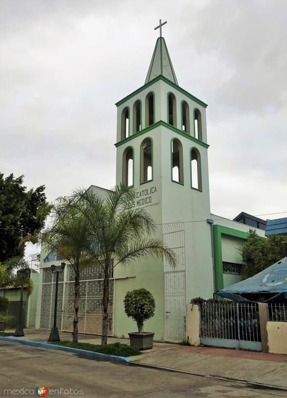 Iglesia Católica Jesús Médico