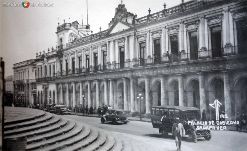 Palacio de Gobierno Jalapa Veracruz.