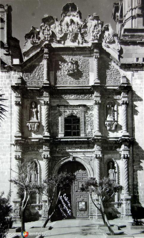 La Catederal.