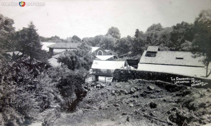 La Gandarilla ( Circulada el 15 de Mayo de 1927 ).