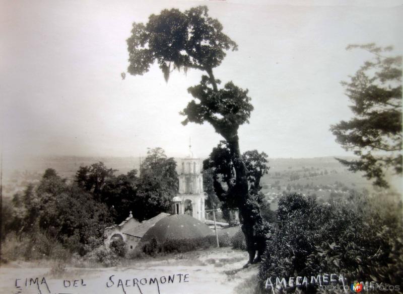 Capilla del Sacromonte.