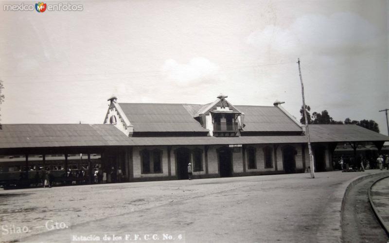 Estacion ferroviaria.