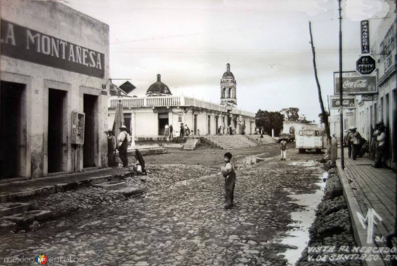 Vista al Mercado.