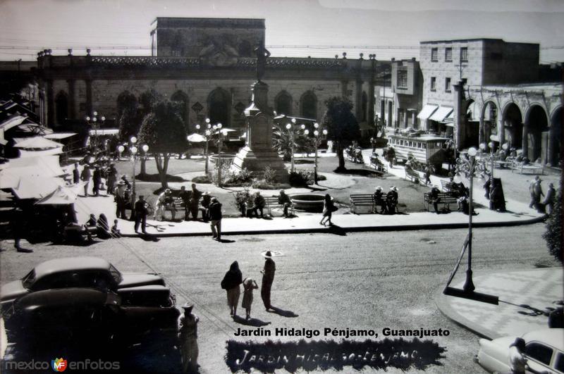 Jardin Hidalgo Pénjamo, Guanajuato