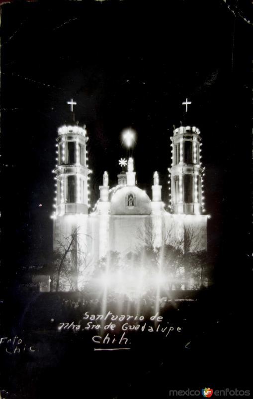 Santuario de nuestra senora de Guadalupe.
