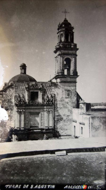 Torre de San Agustin.