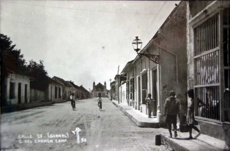 Calle 28 Guanal.