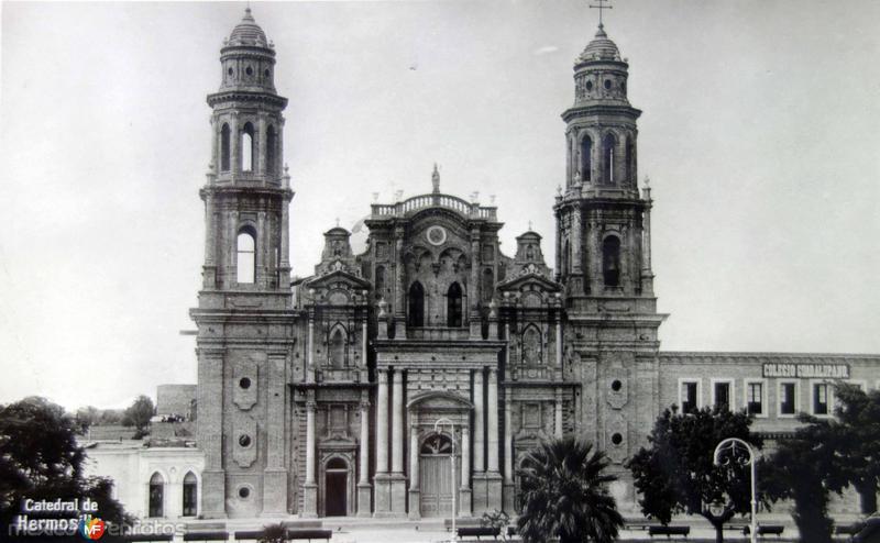 La Catedral ( Circulada el 9 de Enero de 1911 ).