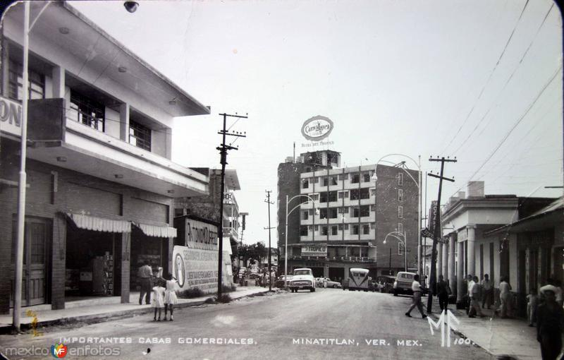 Importantes casas comerciales. ( Circulada el 22 de Diciembre de 1959 ).