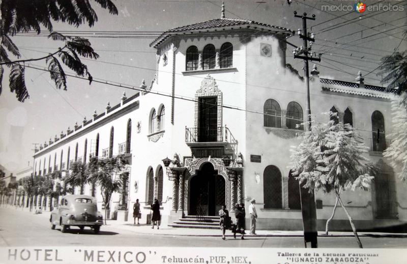 Hotel Mexico.