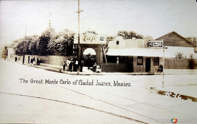 El gran Montecarlo ( Circulada el 30 de Octubre de 1927 ).