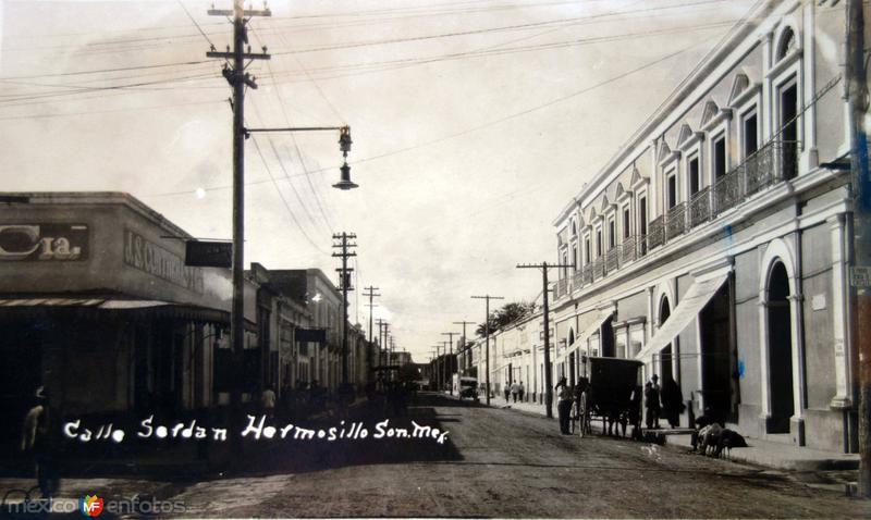 Calle Serdan.