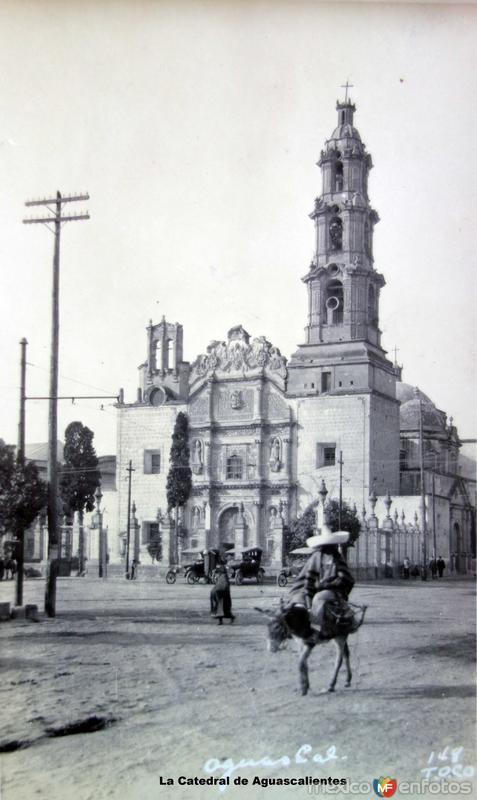 La Catedral de Aguascalientes