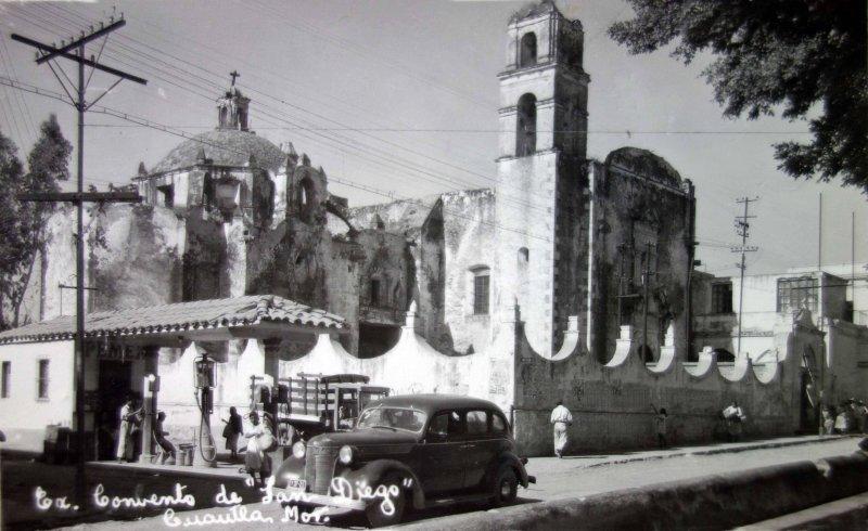 Ex Convento de San Diego.