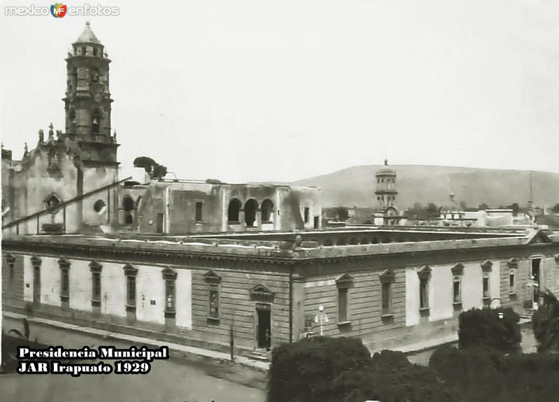 Presidencia Municipal de Irapuato 1929