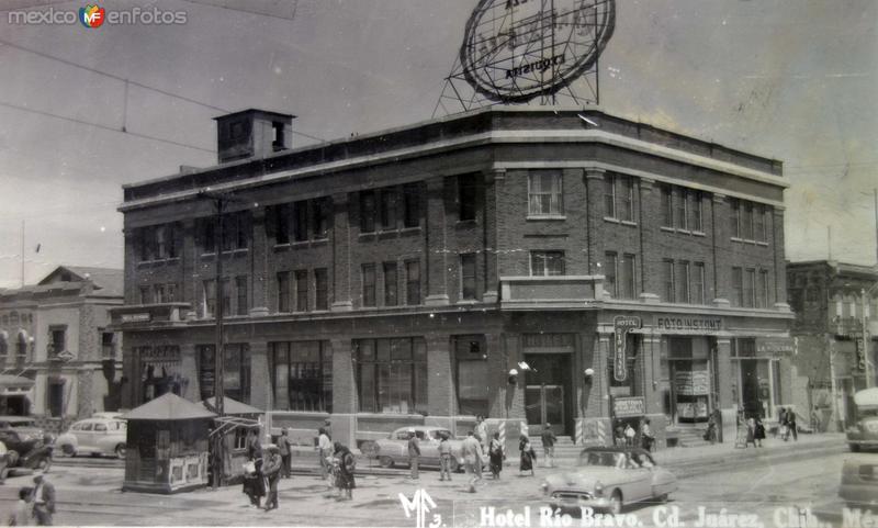 Hotel Rio Bravo.