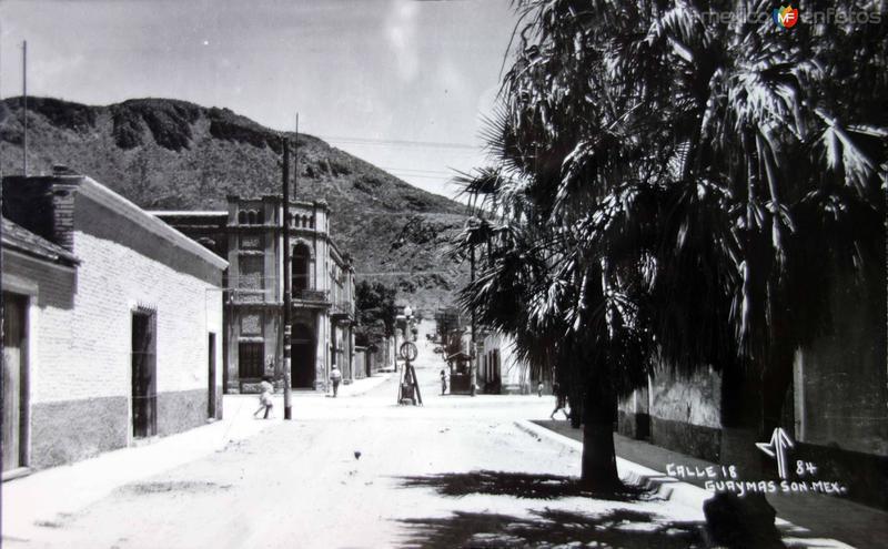 Calle 18.