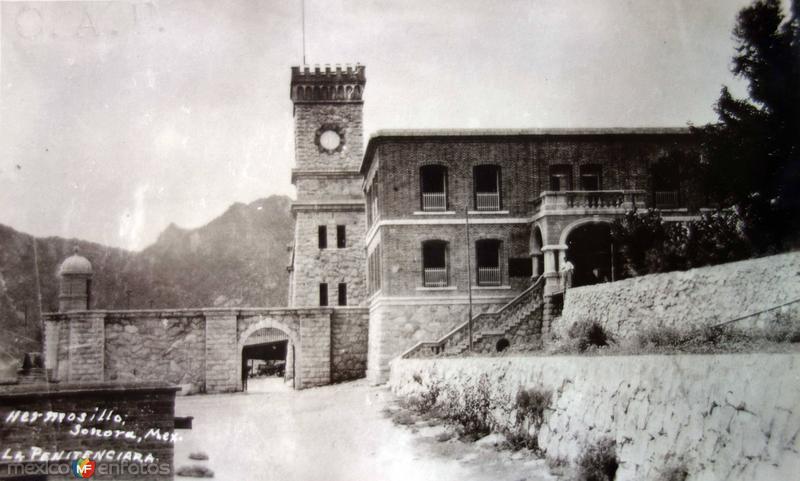 La Penitenciaria.