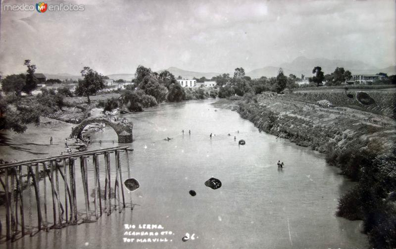 Rio Lerma.