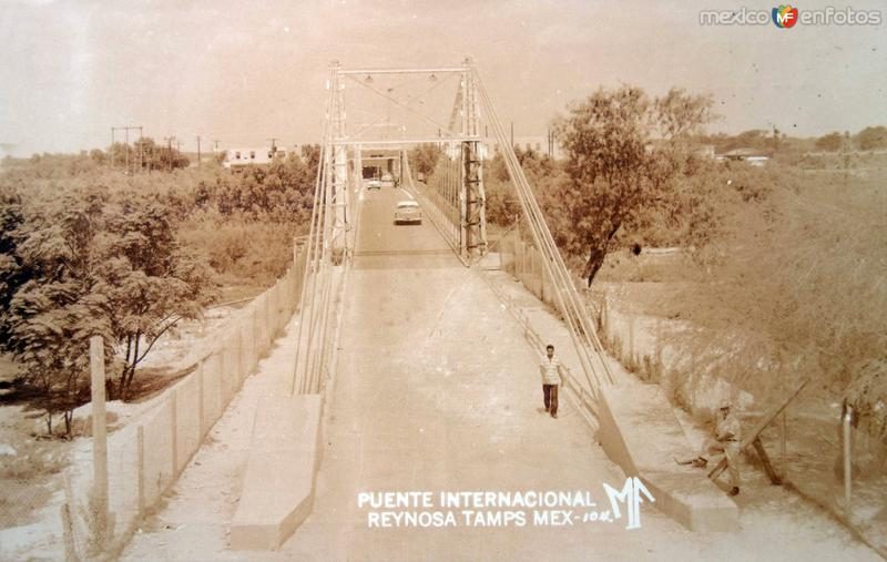 Puente Internacional.