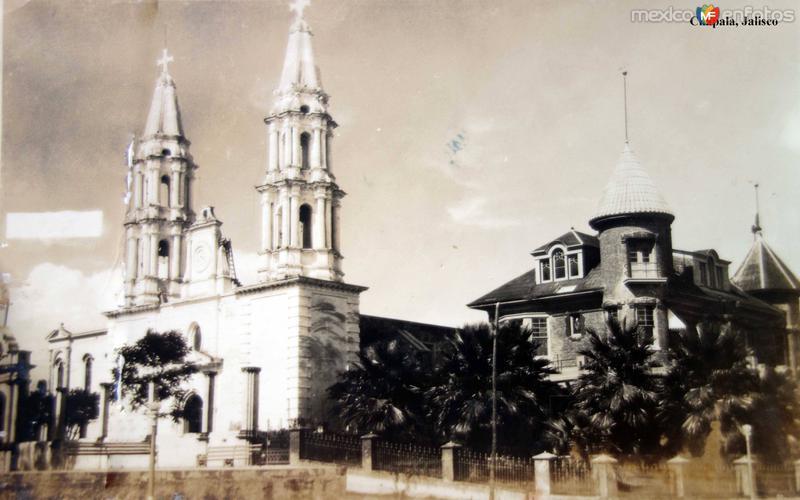 La Catedral.( Circulada 7 de Diciembre de 1934 )