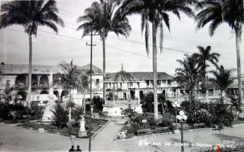 Plaza de Armas Cordoba.