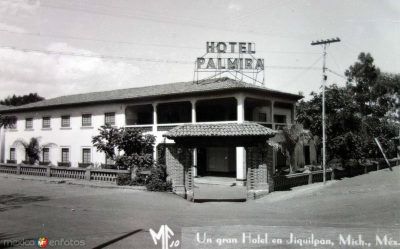 Un gran Hotel.