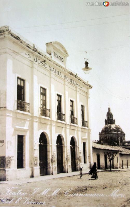 Teatro Jose Maria Morelos.