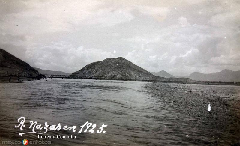 Rio Nazas Torreón, Coahuila.