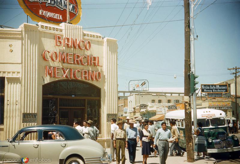 Banco Comercial Mexicano (c. 1953)