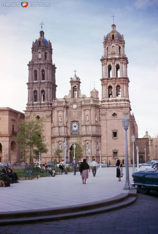 Catedral de San Luis Potosí (1954)