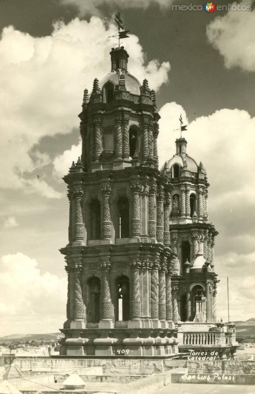 Torres de la Catedral